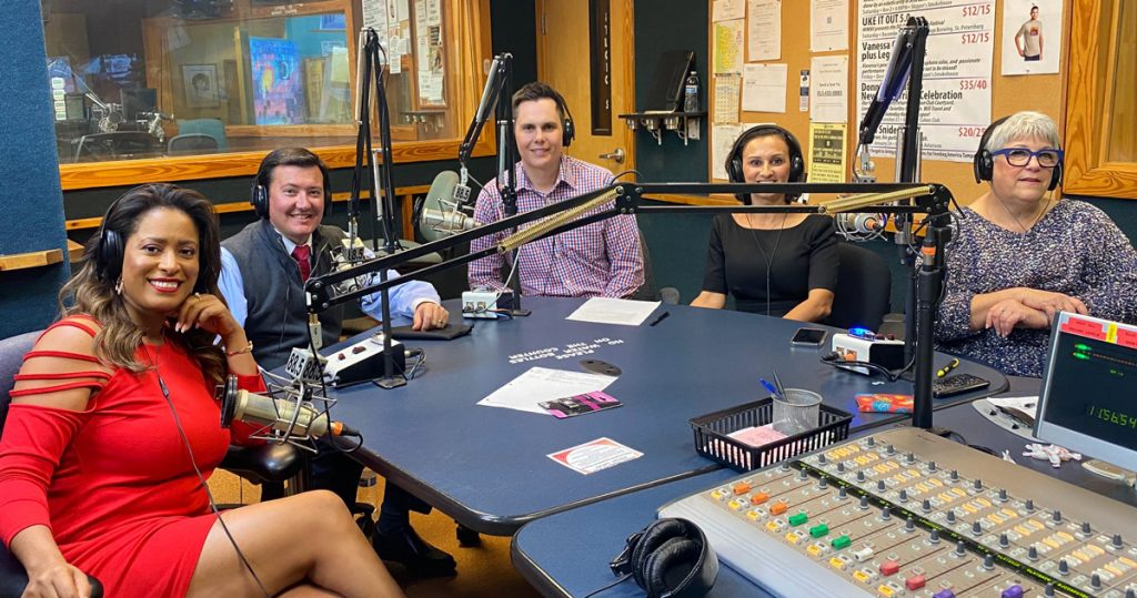 Financial, Emotional & Legal Issues of Surrogacy on 88.5 WMNF Radio SHow